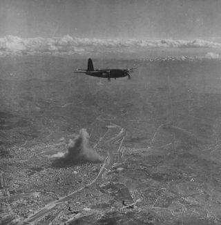 foto aerea firenze