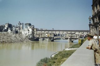 Florence on August 1944