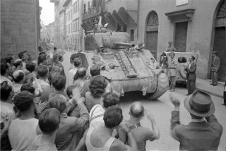 florence-liberation firenze liberazione
