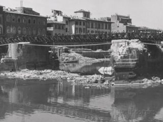 firenze-the-santa-trinita-bridge-bombed war-florence