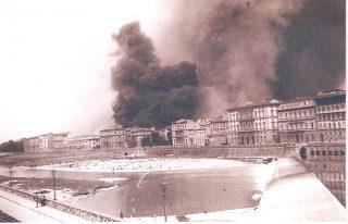 firenze Bombardamento del 1 Maggio 1944