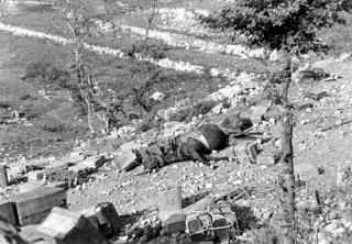 montecassino_MONTE CASSINO 1944
