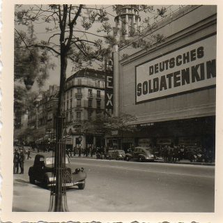 cinema riservato soldati nazisti