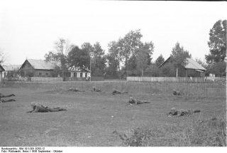 Soldati della Wehrmacht in formazione