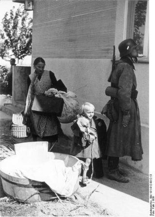 Polen, Soldat und Zivilisten