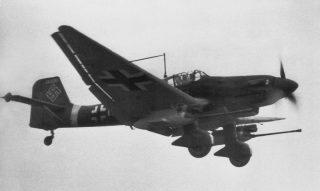 aereo tedescho SGM