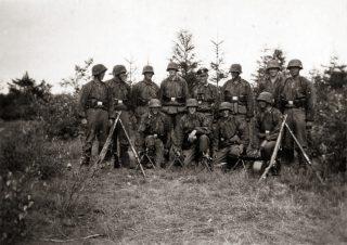 truppe tedesche 1944