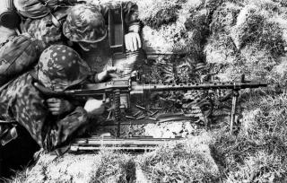 soldati tedeschi 1945