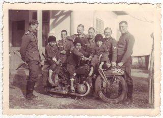 motociclo seconda guerra m
