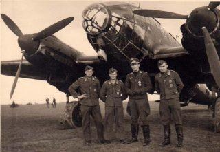 bombardiere tedesco Heinkel He 111