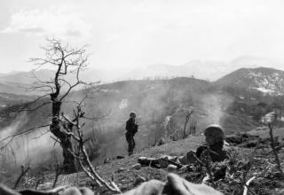 10th Mountain Division appennino linea gotica