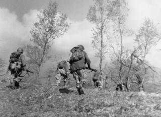 1945 appennino