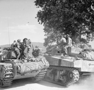 46th Division's assault on the Gothic Line, 2 September 1944