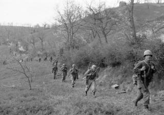 87th Mountain Regiment appennino linea gotica