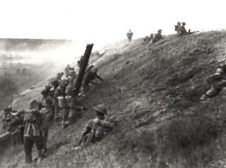 Battaglia del Senio LINEA GOTICA