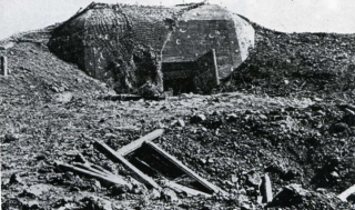 Bunker linea gotica a Santa Lucia