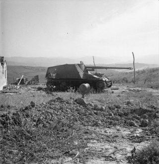 Gothic Line, September 1944