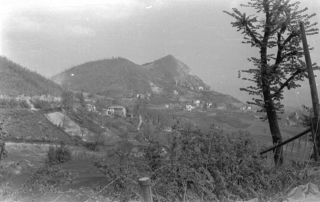 Linea Gotica in Appennino monte pigna