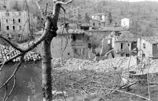 March 1945 Residential District Castel D'Aiano Italy