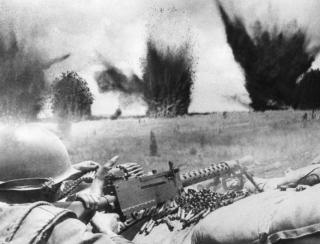 appennino - 363rd Infantry Regiment 91st Infantry Division Attack