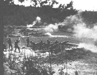 giogo pass - linea gotica offensiva german 1945