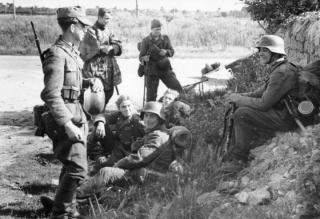 gothic line german soldier
