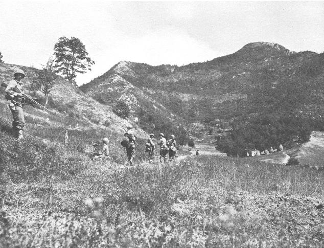 gothic line offensive Monte Altuzzo