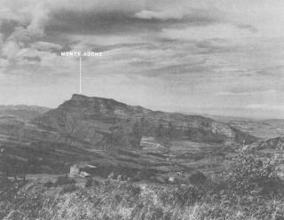 monte adone 1945