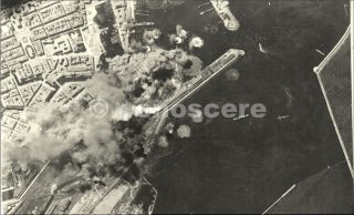 1943 usa army air forces bombarda porto livorno