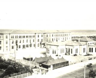 7th stazione Ospedale 12  General Hospital Livorno 1 Maggio 1945