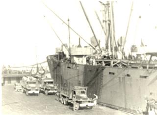 livorno porto bombardamento