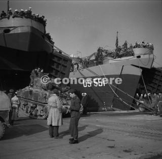 livorno 1945 porto