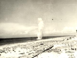 livorno costa esposione mine 1945
