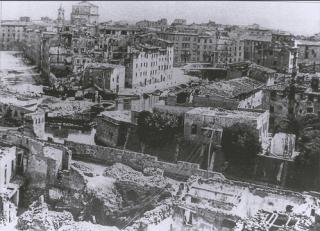 livorno distrutta bombardamenti