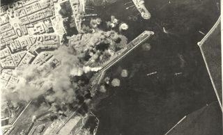 livorno pin-point di US Army Air Forces bombardieri
