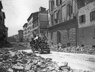 livorno world war danni bombardamenti