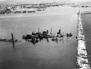 porto livorno 1943-1944