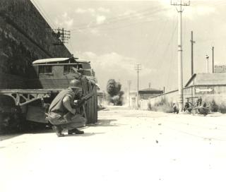 zona livorno luglio 1944