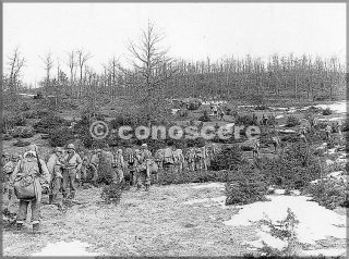 21-feb-1945-85fanteria di montagna-10th mountain division monte belvedere