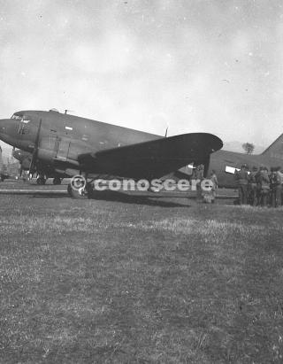 Douglas C-47 firenze peretola 1945