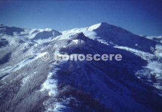 February 1945 F Company moving up on Riva Ridge-color foto