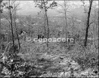 feb-1945 prigionieri tedeschi monte belvedere un paio di soldati della decima divisione di montagna
