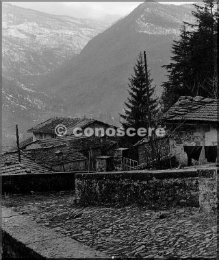 feb-45 vista di cutigliano monte la serra cappel d'orlando 10divisione di montagna decima ricoperto incarichi in città