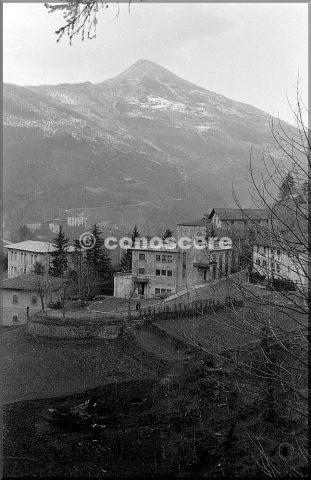 febbraio 1945 vista di cutigliano pistoia italia