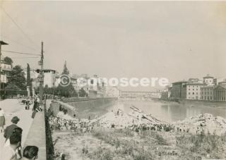 firenze 1945 ponti distrutti dalla guerra