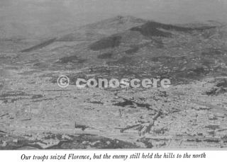 firenze foto aerea 1945