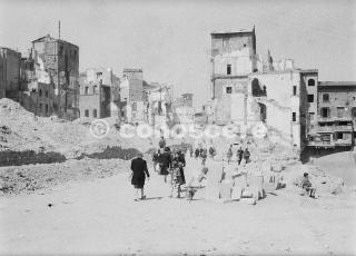 firenze torre mannelli danni di guerra 1945
