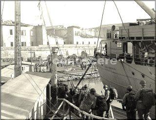 gennaio 1945 porto livorno sbarco americani