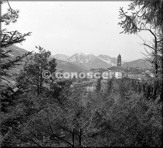 january 1945 view of san marcello pistoiese italy