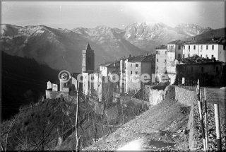 località mammiano san marcello pistoiese foto inverno 1945